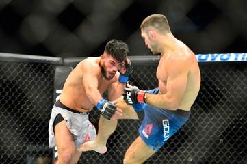 MMA: UFC Fight Night-Moncton-Gouti vs Haqparast