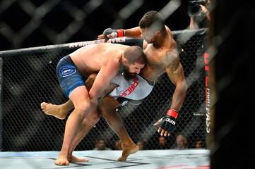 MMA: UFC Fight Night-Moncton-Garcia vs McGee