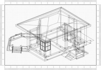 House Architect blueprint