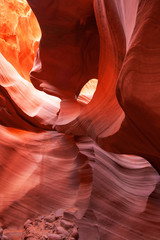 Wall Mural - Scenic Antelope Canyon, Arizona, USA