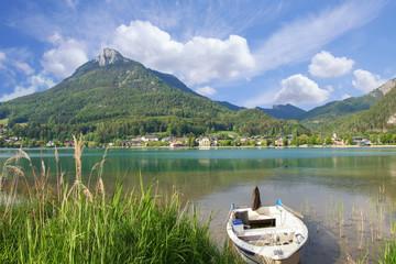 Fuschl am See, Fuschelsee, Österreich