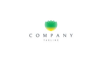 lotus vector logo image