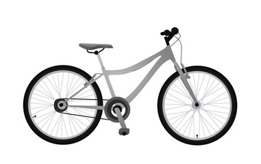 Bicycle. vector illustration