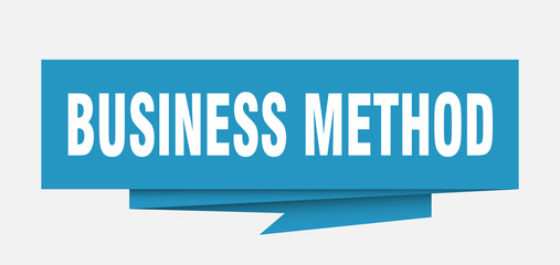 business method