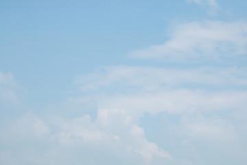 sky background blue color
