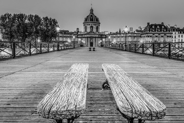 Pont des Arts Bridge, paris