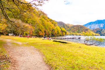 中禅寺湖 秋 2018