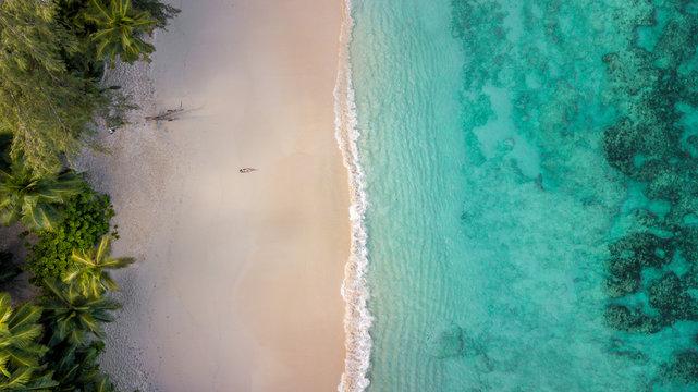 Paradise in Seychelles