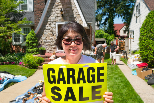 welcome to my garage sale