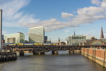 Panorama Hamburg Speicherstadt