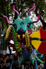 Desfile Día de muertos Ciudad de México 2018
