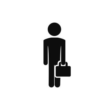 businessman icon vector illustration