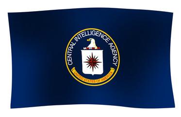 CIA Flag Wave