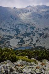 Musala, góra w Bułgarii masyw Riła