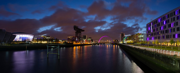River Clyde, Glasgow.