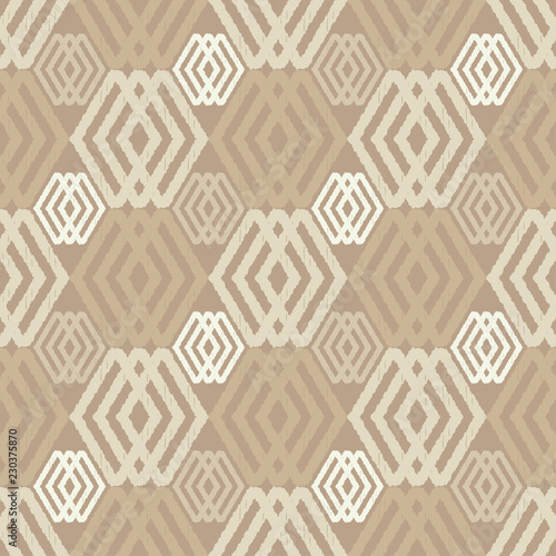 Ethnic Boho Seamless Pattern Traditional Ornament