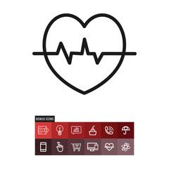 Healthcare vector icon