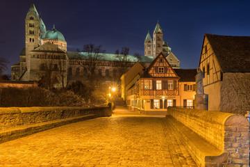 Dom zu Speyer im Winter