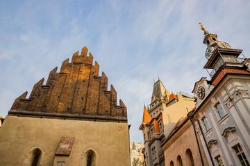 La Synagogue Vieille Nouvelle à Prague