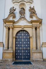 Église Catholique  du Monastère de Strahov à Prague