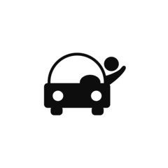Car icon vector illustration eps10.
