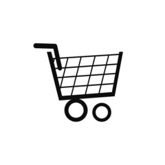 cart icon vector illustration eps10.