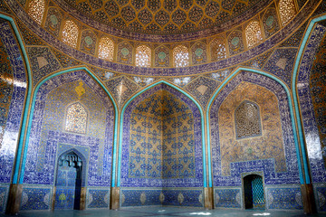 Lotfollah Sheikh Mosque, Isfahan, Iran