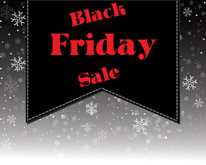 Black Friday-Snow Sale