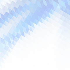 Vector abstract light blue background with subtle geometric texture. eps 10