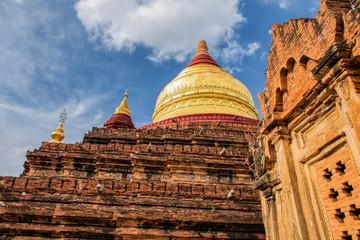 Dhammayazika Temple in Bagan, Myanmar