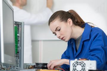 computer repair engineer