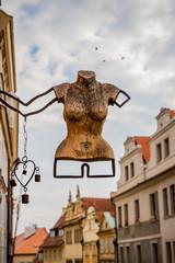 Art dans les rues de Prague