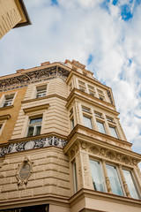 Dans les rues de Prague