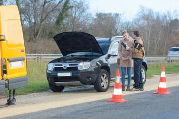 car tow assistance