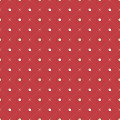 Elegant and luxury geometric dots pattern. Geometrical simple grid illustration