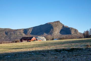 Hike to mountain Urstabben