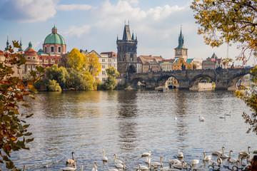 Le Pont Charles de Prague