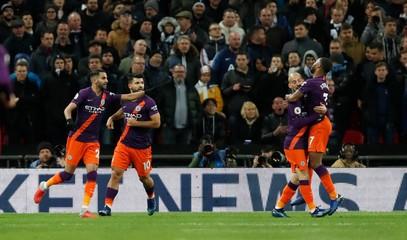 Premier League - Tottenham Hotspur v Manchester City