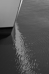 Part of a jacht boat