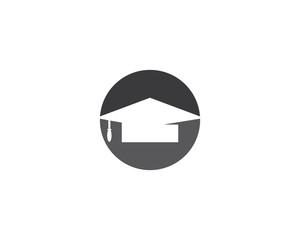 Education logo illustration