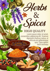Spices, culinary herbs, condiments and seasonings