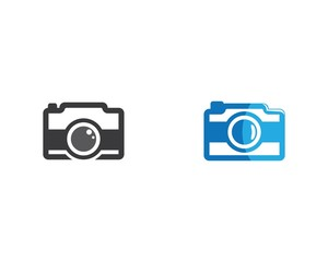Camera symbol illustration