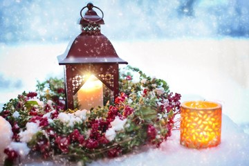 The time of new year holidays is the time of a beautiful, kind fairy tale that comes to every house at the end of each year with the onset of winter cold.