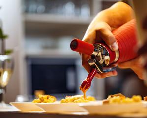 Creative kitchen concept