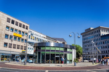 Bochum, Stadtzentrum