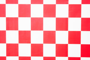 red and white square checker tablecloth background , hd picture