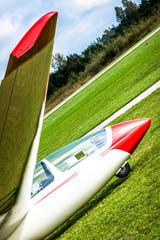modern sailplane