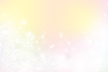 Chritmas holiday celebration theme colorful gredient abstract background.