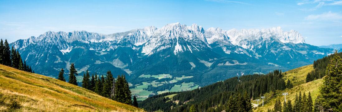 wilder kaiser mountain