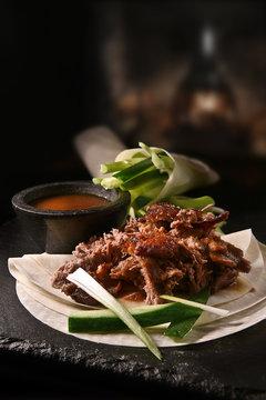 Chinese Crispy Aromatic Duck